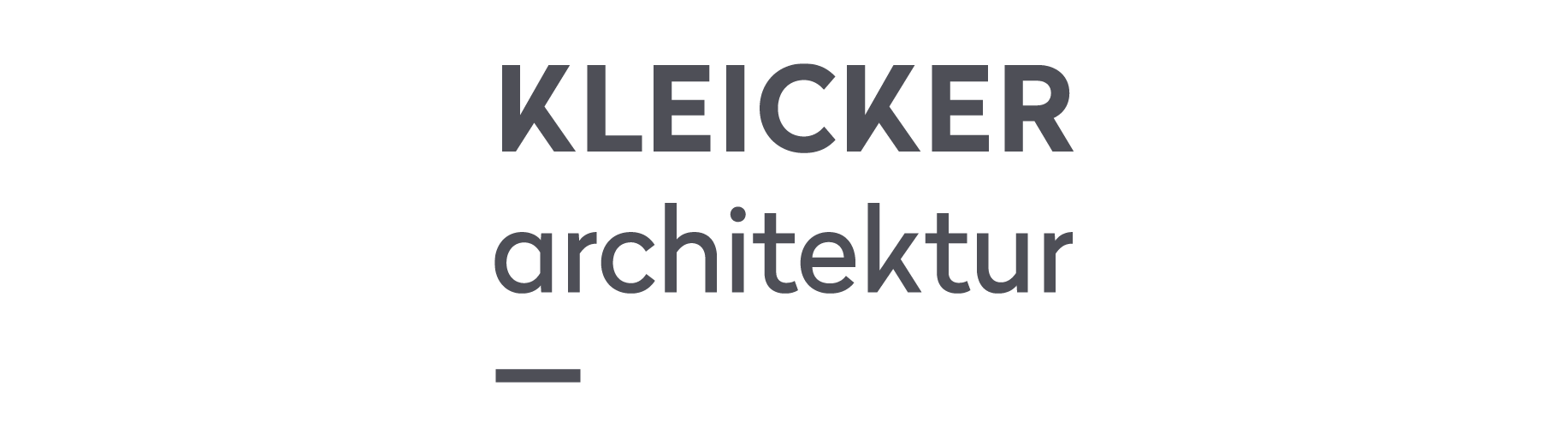Kleicker Architektur